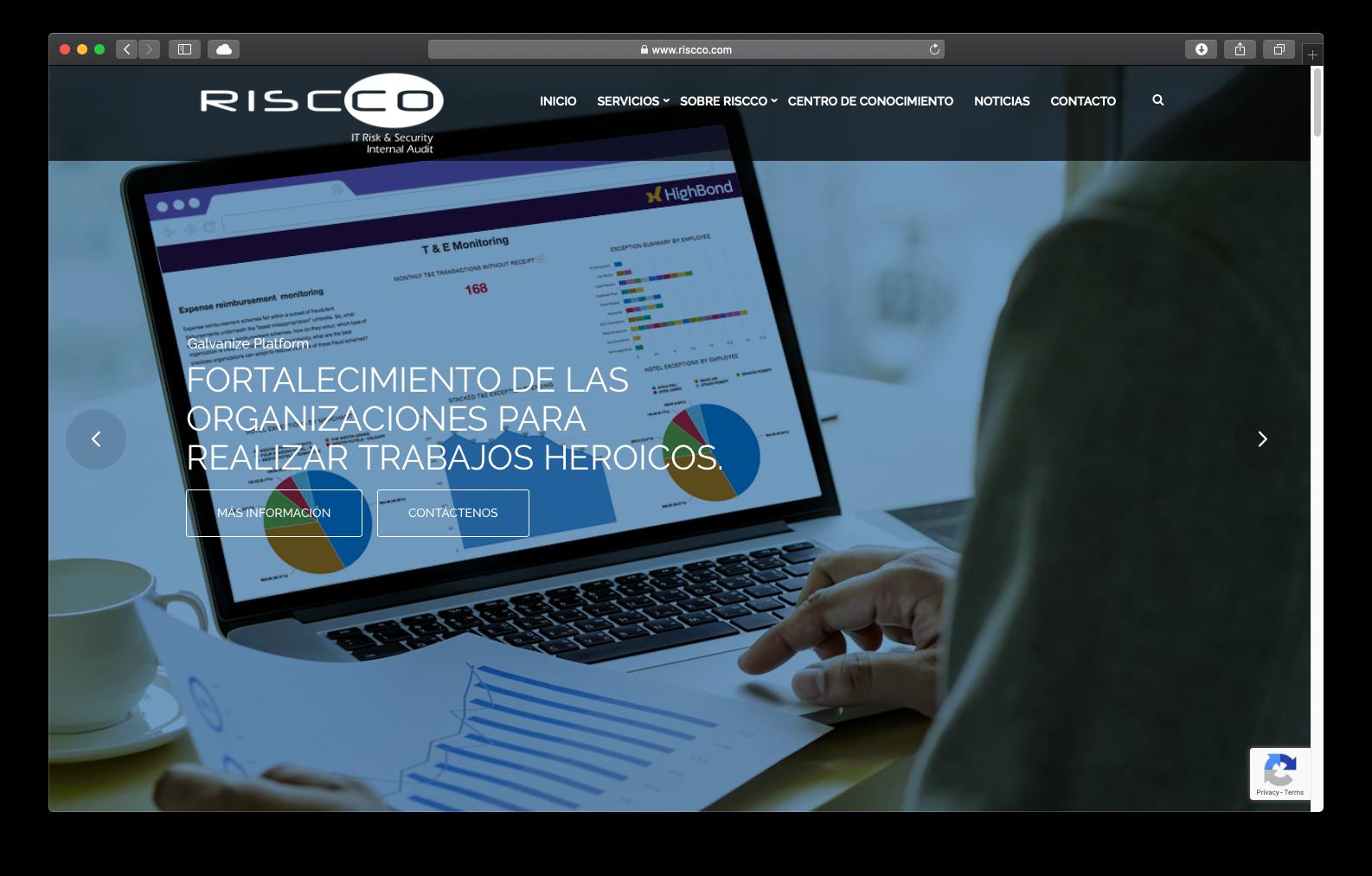 Tu Sitio Web Premium